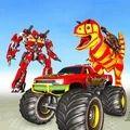 霸王龙变形机器人