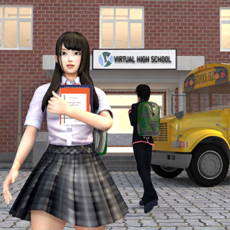 动漫学校的女孩生活模拟器