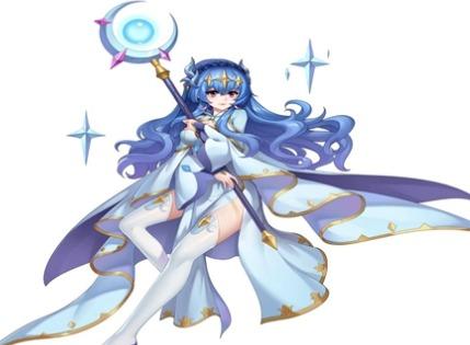 英雄棋士团银月女神好用吗 银月女神技能介绍