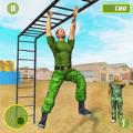 自由军队训练游戏突击队训练