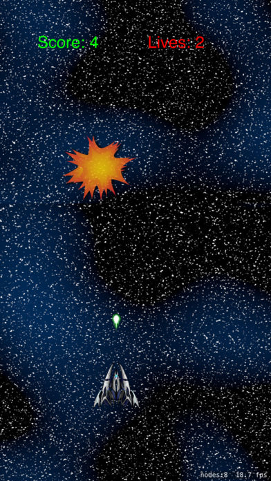 UFO Storm截图
