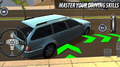 模拟城市开车截图