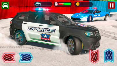 警车漂流和驾驶截图