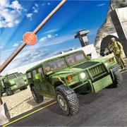 陆军货物边境运输