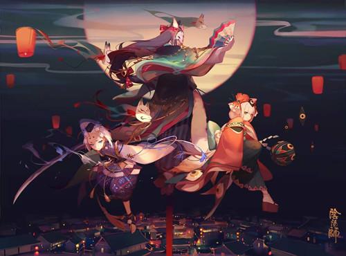 《阴阳师》音乐剧昔语之初活动是什么