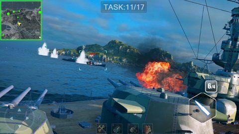皇家舰队:战斗