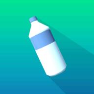 翻转的瓶子