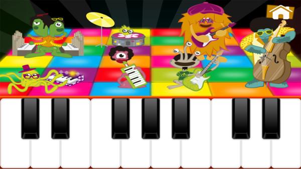 儿童钢琴旋律截图