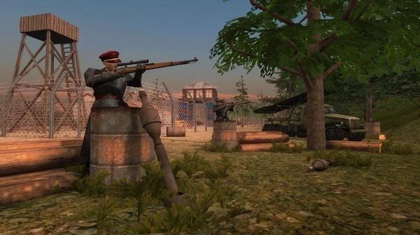 二战精英部队截图