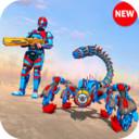 蝎子机器人射击