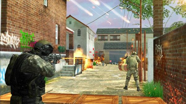 现代战场特种士兵截图