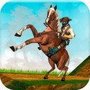 骑马冒险者