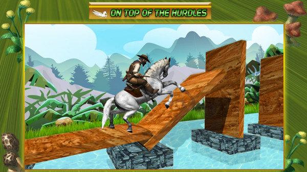 骑马冒险者截图