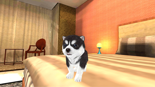 小狗模拟3D截图