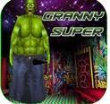 超级绿巨人恐怖奶奶