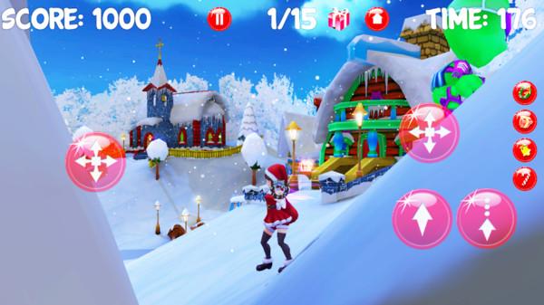 圣诞女孩大冒险截图