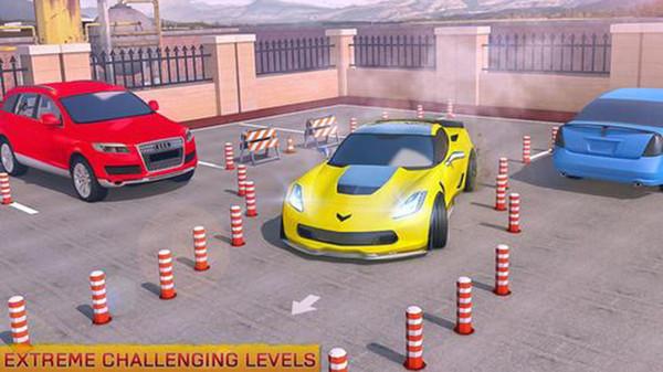 多层汽车停车场截图