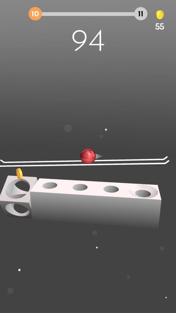 钢索滚球截图
