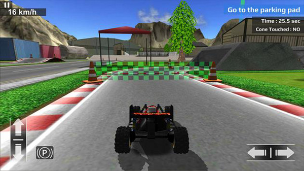 赛道汽车驾驶截图