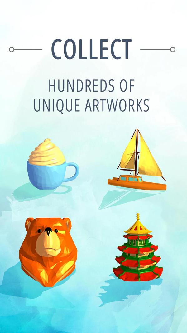 流行艺术画家截图