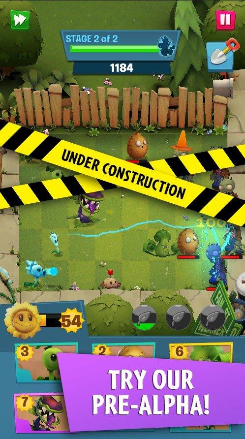 植物大战僵尸3版截图