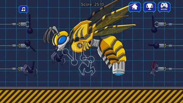 玩具侏罗纪机器蜜蜂截图
