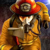 消防车救援