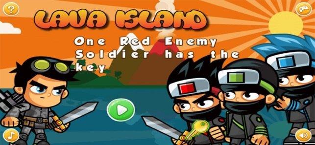 熔岩岛冒险截图