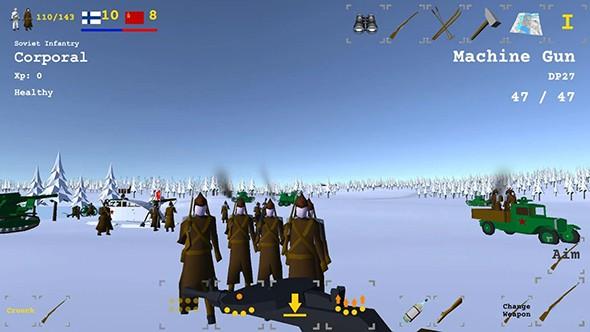 冬季战争截图