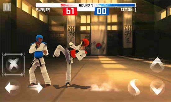 跆拳道模拟挑战赛截图