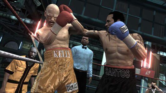 传说中的拳击冠军截图
