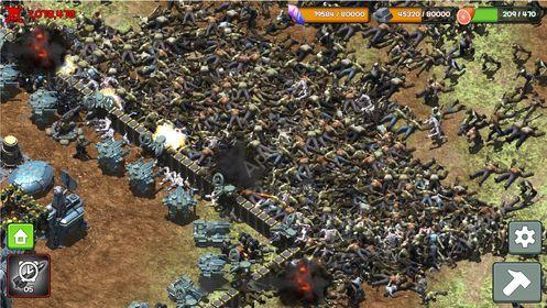 Zombie Rush Extinction截图