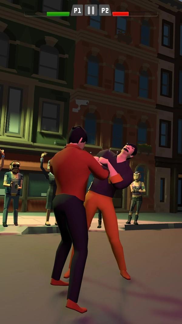 街头打架俱乐部截图