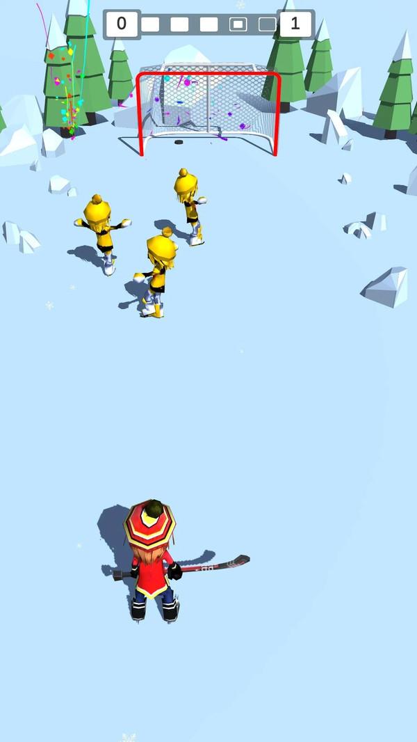 滑雪世界截图