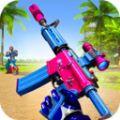 射击机器人行动游戏