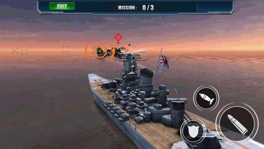 和平战舰截图