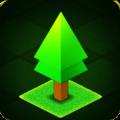 树木治愈森林