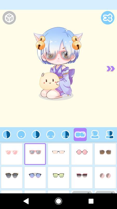 可爱娃娃头像制作Cute Doll Avatar Maker