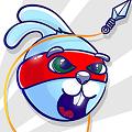 兔子武士游戏