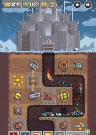 挖矿防御者截图