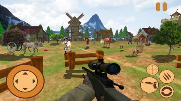 迷你牛仔狙击兵截图