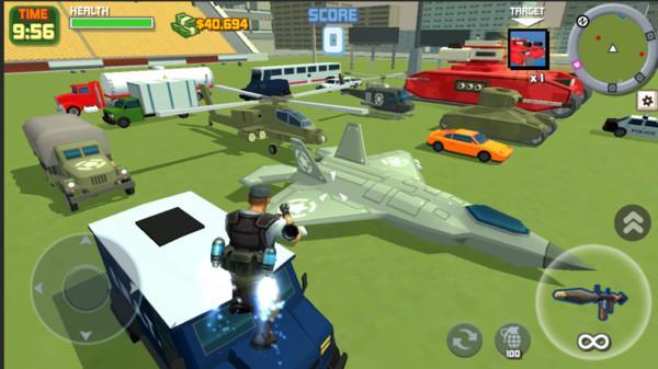 城市战地模拟器截图