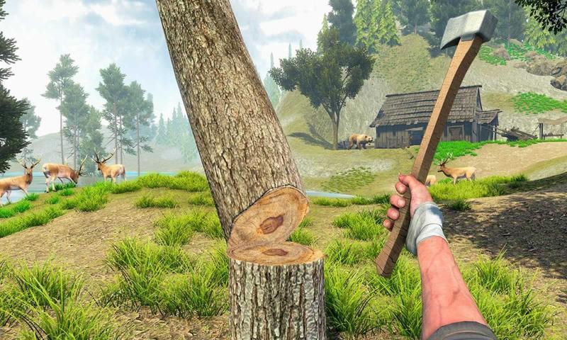 木工生存岛截图