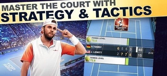 头号种子网球经理