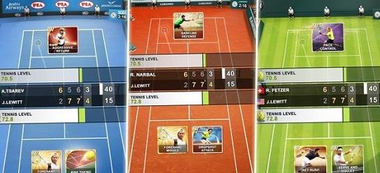 头号种子网球经理截图