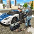 警察司机警察模拟器3D
