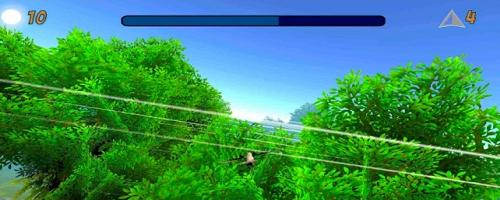 森林飞鸟模拟截图