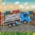 山丘小型货运卡车