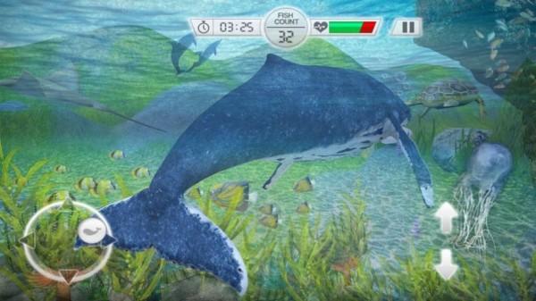 全民养鲸鱼截图