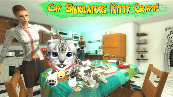 猫咪模拟器安卓版截图